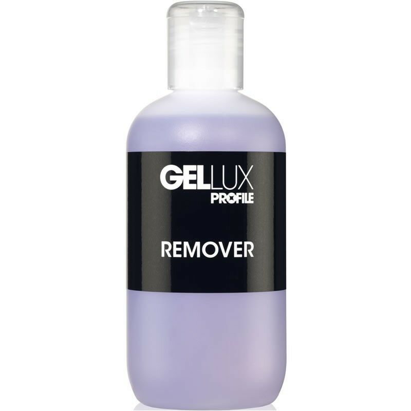Gellux UV LED Gel Nail Polish Remover Acetone 250ml