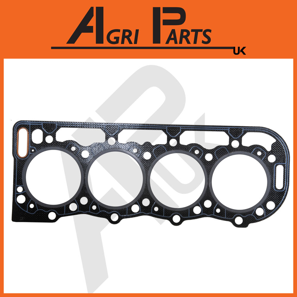 Ford Gasket: Ford New Holland Tractor Top Head Gasket 5000,5610,6610