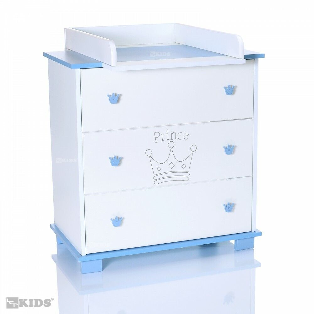 Baby Chest Of Drawers With Changing Table Removeable Unit