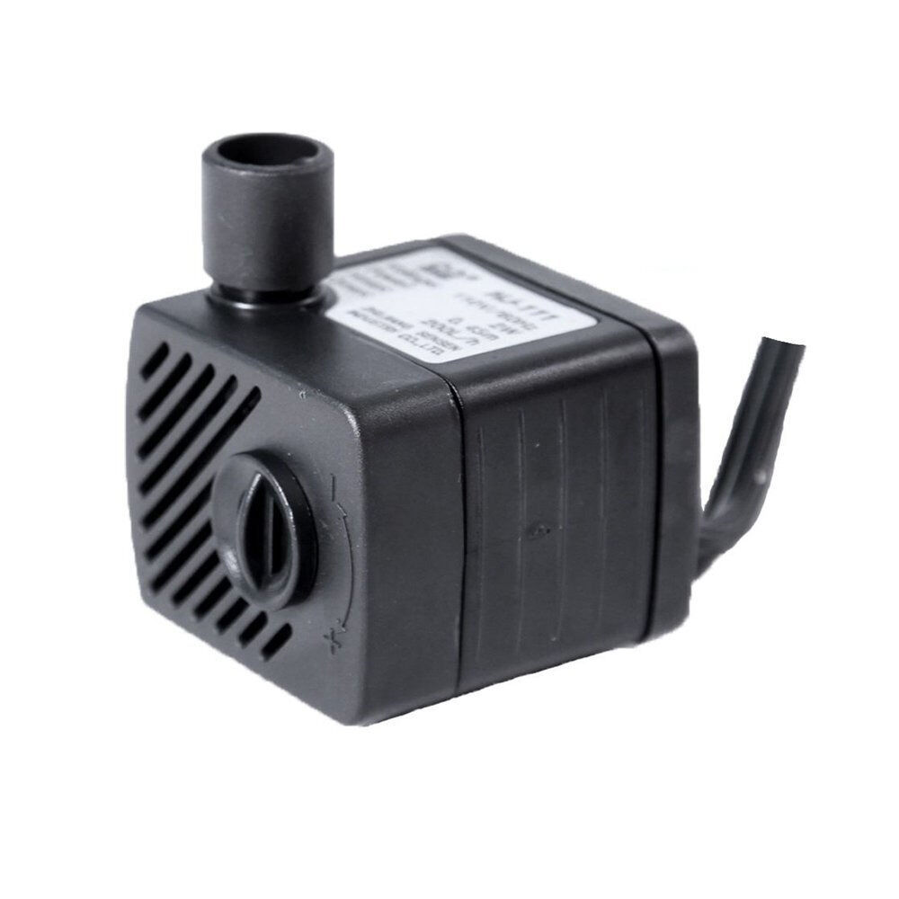 53 gph submersible pump aquarium fish tank powerhead for Fish tank water pump