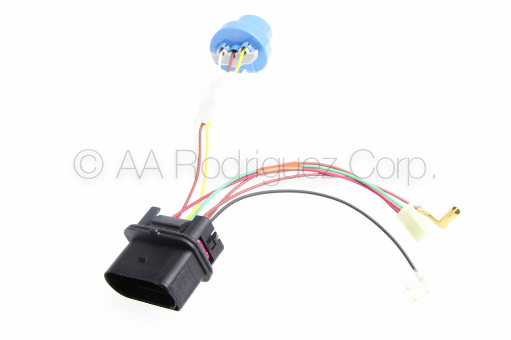 Qty  1  Internal Jetta Headlight Wiring Harness With Fog