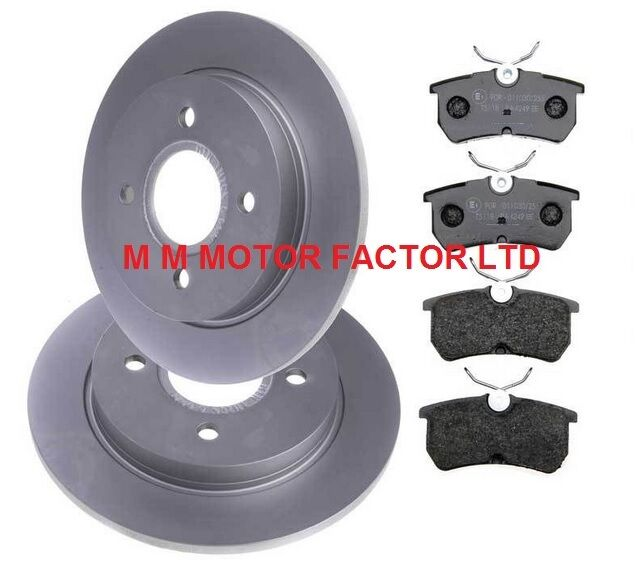 how to change rear brake pads on ford focus