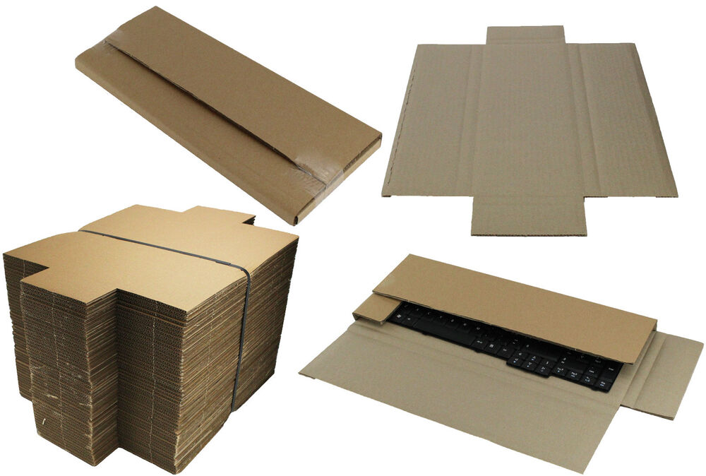 long keyboard box strong double wall cardboard shipping. Black Bedroom Furniture Sets. Home Design Ideas