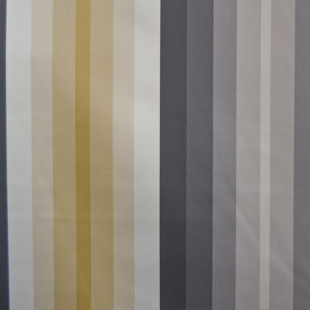 Or123 Geometric Strip Yellow And Gray By The Yard
