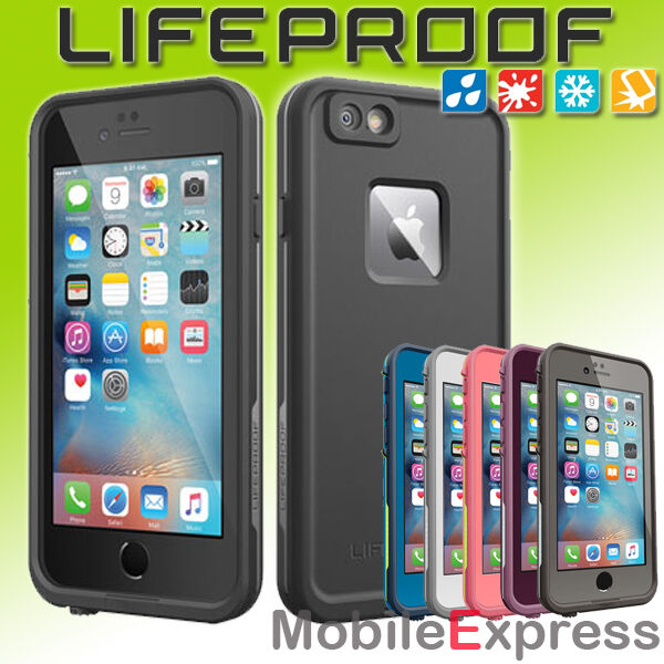 lifeproof for iphone 6 genuine lifeproof fre waterproof cover for iphone 6 15623