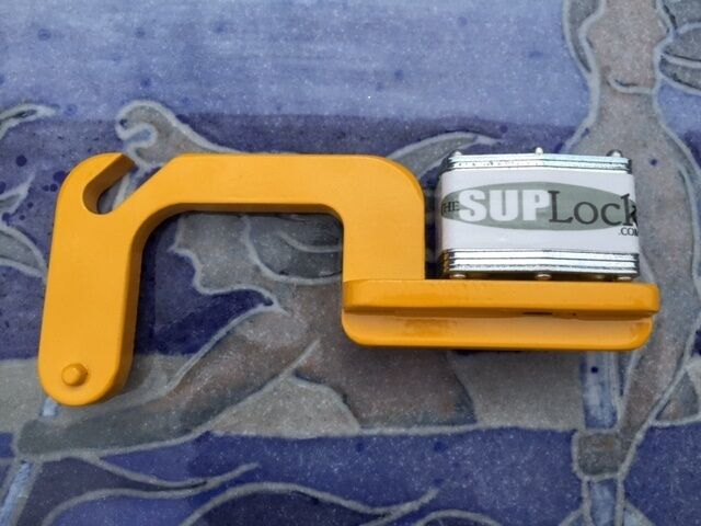 Paddle Board Lock Colors Vary Ebay