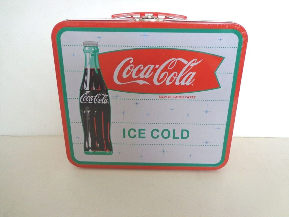Cocacola Ice Cold Tin Lunch Box Sign Of Good Taste New  Ebay. Ups Battery Runtime Calculator. Identity Theft In Florida Options Home Health. Everyday Rewards Points Health Management Job. Memory Care Facilities In Minnesota. Divorce Financial Solutions Icon Credit Card. Cut Credit Card Debt In Half. How To Start A Llc In California. Multi Channel Marketing Software