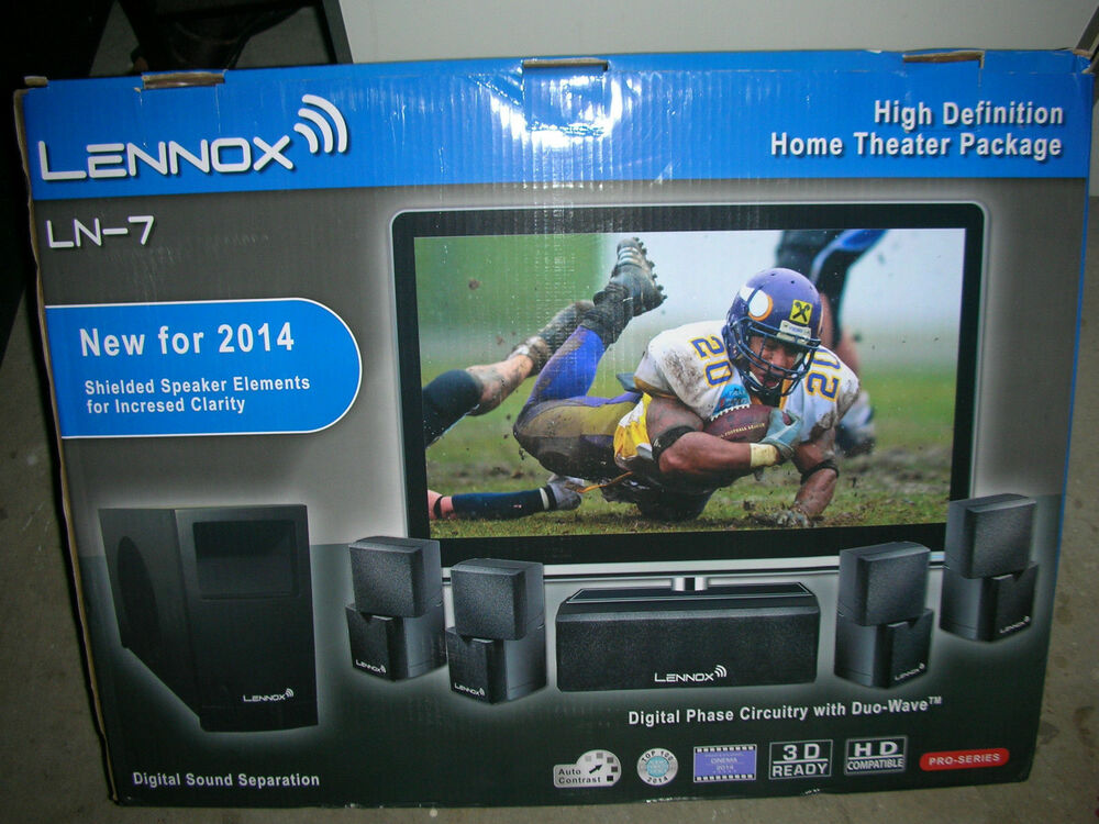 lennox home theater system. lennox home theater system o