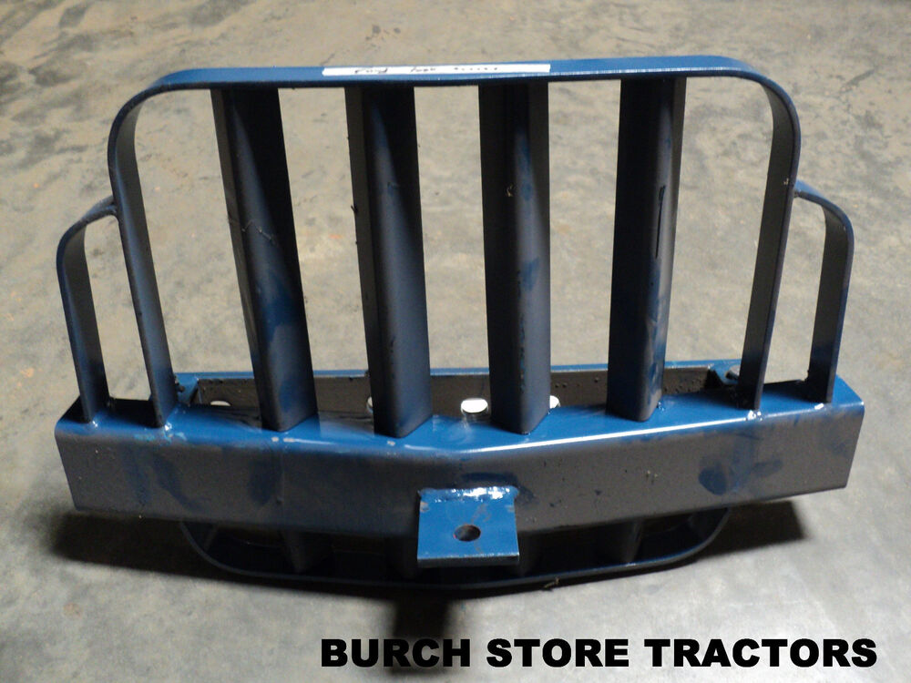 Ford Tractor 800 Series Front Bumper : New ford tractor series front bumper usa made ebay