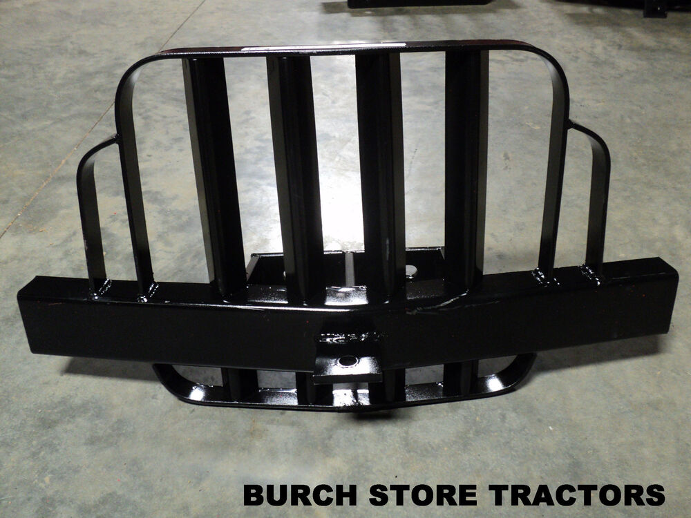 Ford Tractor 800 Series Front Bumper : New long tractor front bumper usa made ebay