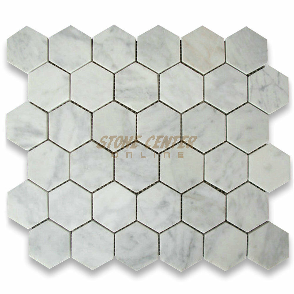 Tile 2 Inch Hexagon Tile Floor Tile View White Hexagon Mosaic Floor