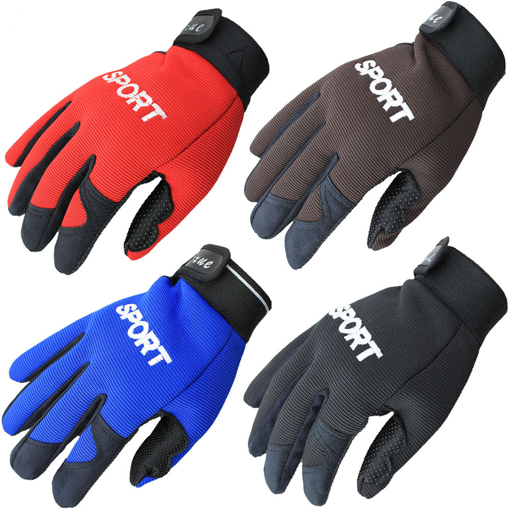 Outdoor Fitness Gloves