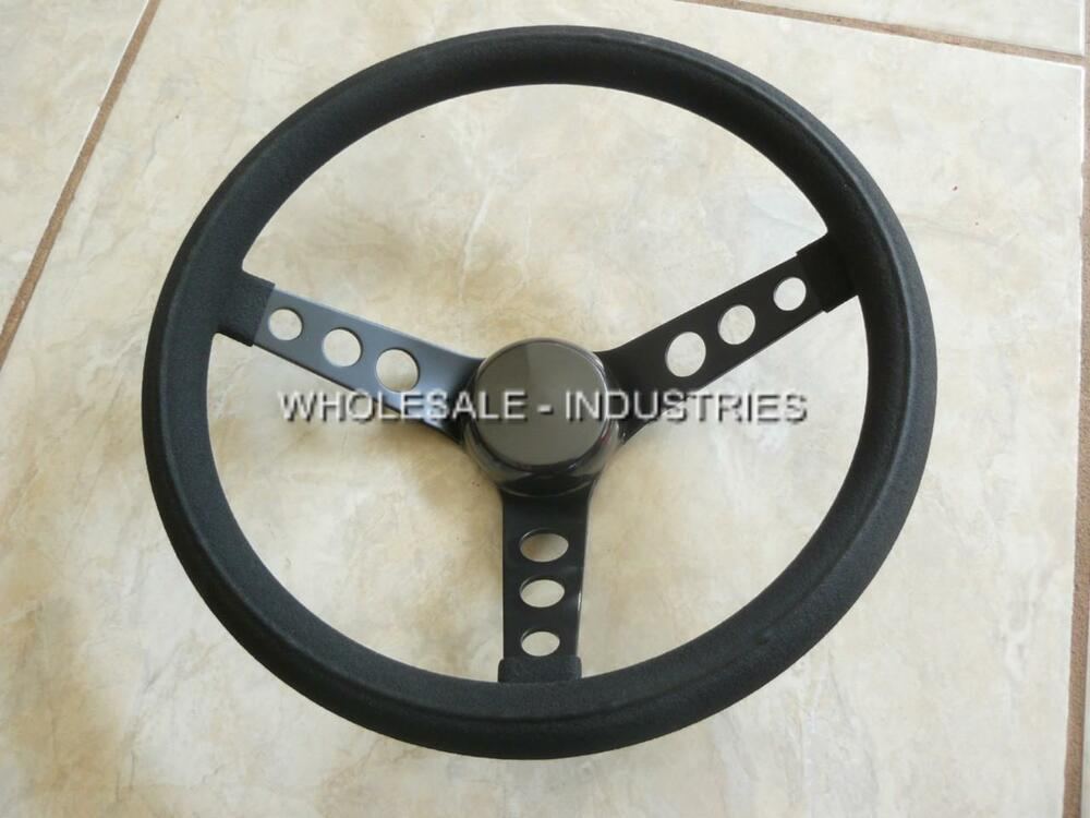 "GRANT 338 UNIVERSAL 3 SPOKE STEERING WHEEL 13.5"" ACURA INTEGRA LEGEND RSX EG EK 