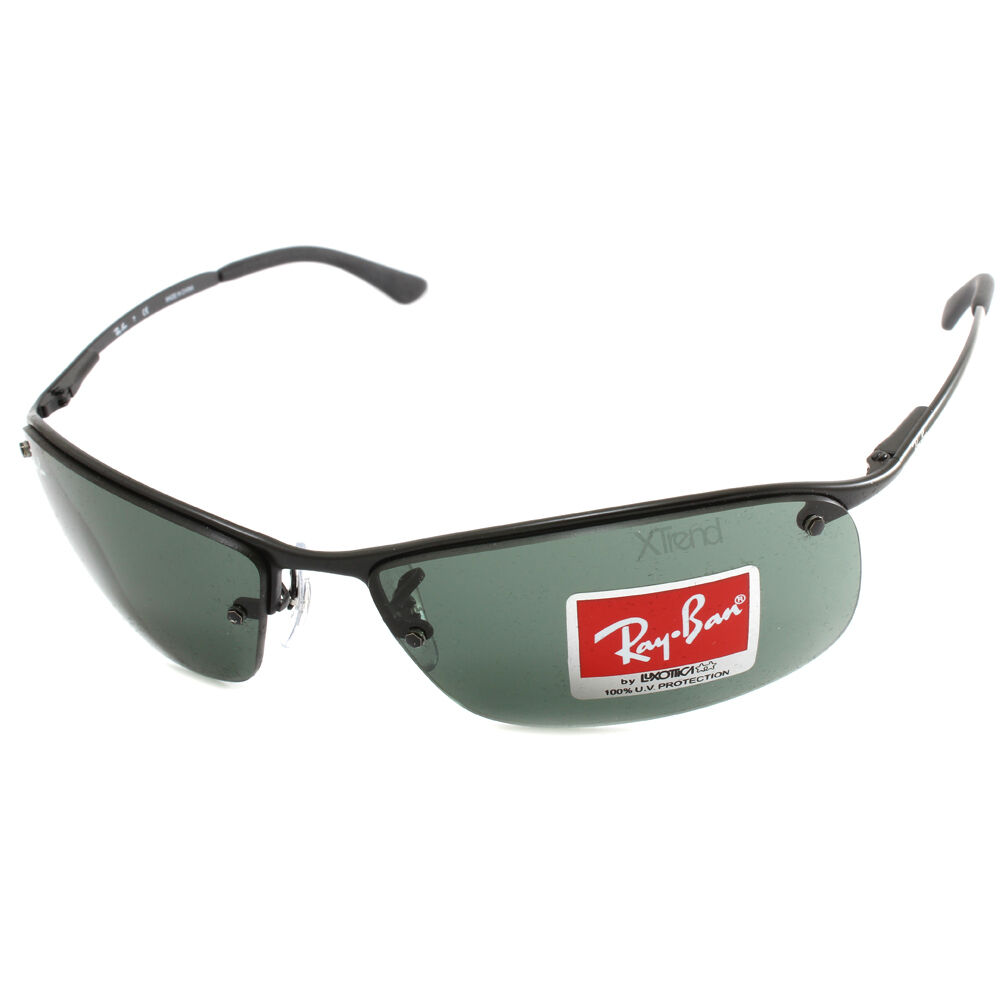 ray ban rb3183 006 71 active lifestyle top bar sunglasses. Black Bedroom Furniture Sets. Home Design Ideas