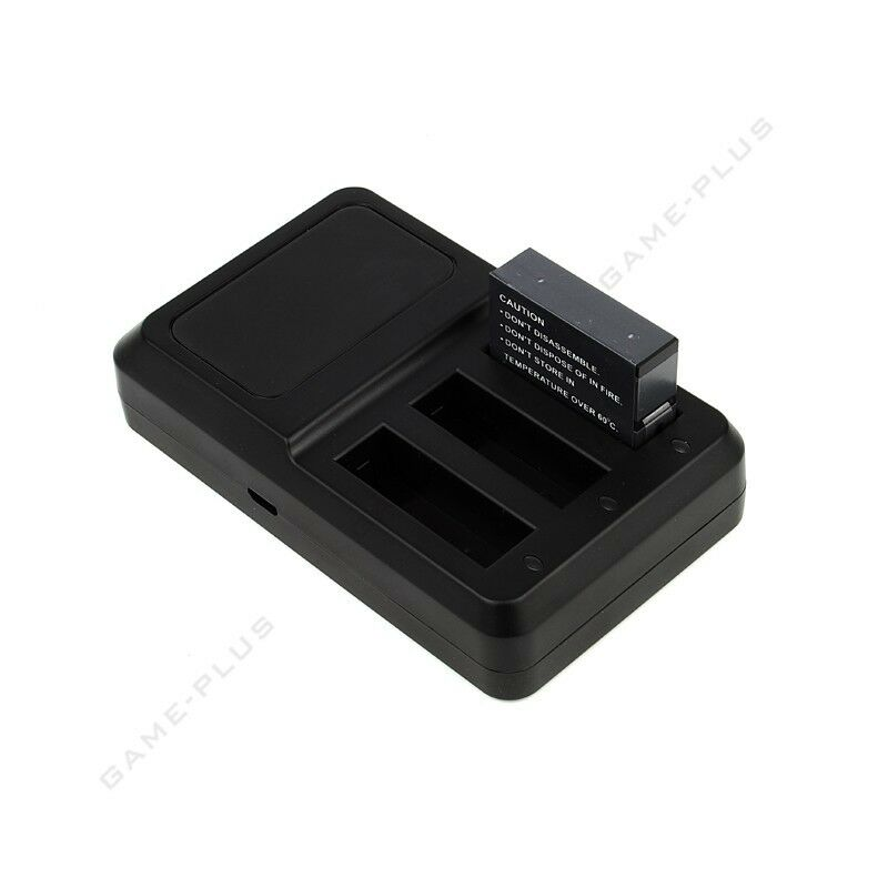 Triple Port Slot Wall Charger Dock Us Plug For Gopro Hero