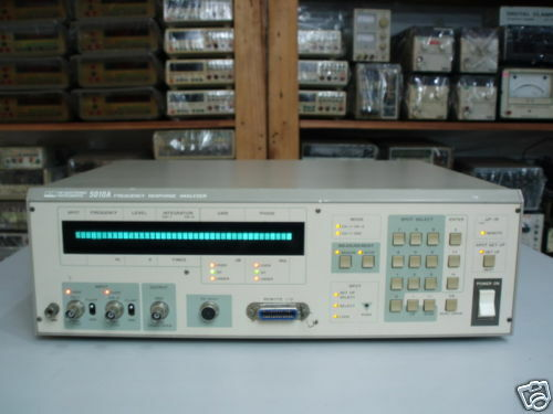 Frequency Response Analyzer : Nf electronic inst a frequency response analyzer ebay