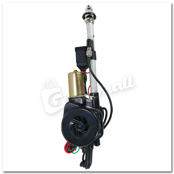 Radio Shack Electric Motor Kit: G-Mall: [12V] Auto Car Power Electric AM/FM Radio Antenna
