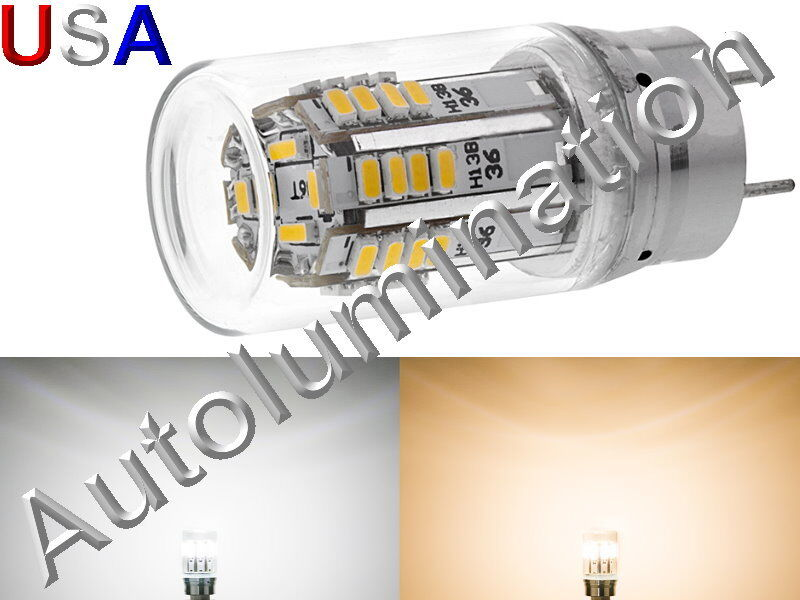 G8 2 Pin 36LED Oven Microwave Light Bulb Lamp 120vac