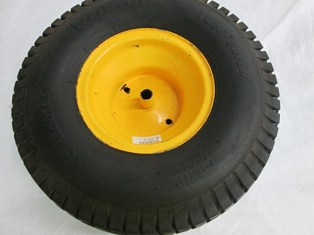 Lawn Tractor Rear Rims : Yardman at g inch lawn tractor rear rim tire