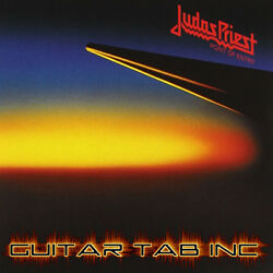 Judas Priest Digital Guitar & Bass Tab POINT OF ENTRY Lessons on Disc Downing