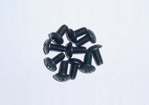 M5 Self Tapping Rack Mount Screw For Rack Amp Cabinet Black