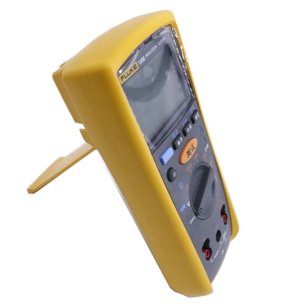 Digital Test Meters : New geniune fluke f digital megger insulation