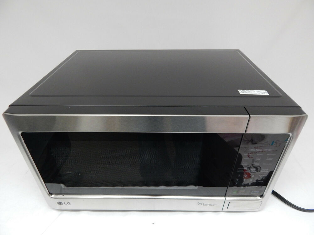 LG LCS1112ST 1.1 cu. ft. Countertop Microwave Oven (26108) 48231318204 ...
