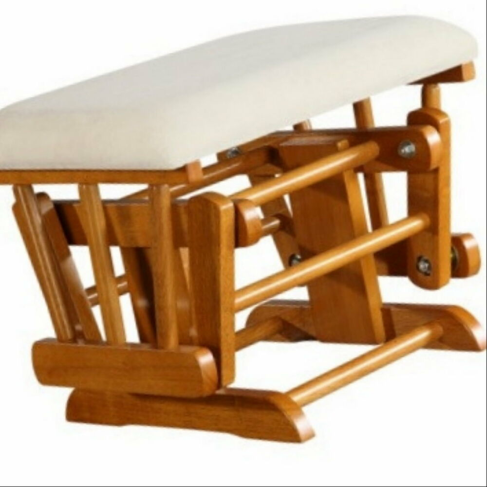 for your glider rocking chair ottoman stool bench cushion ebay