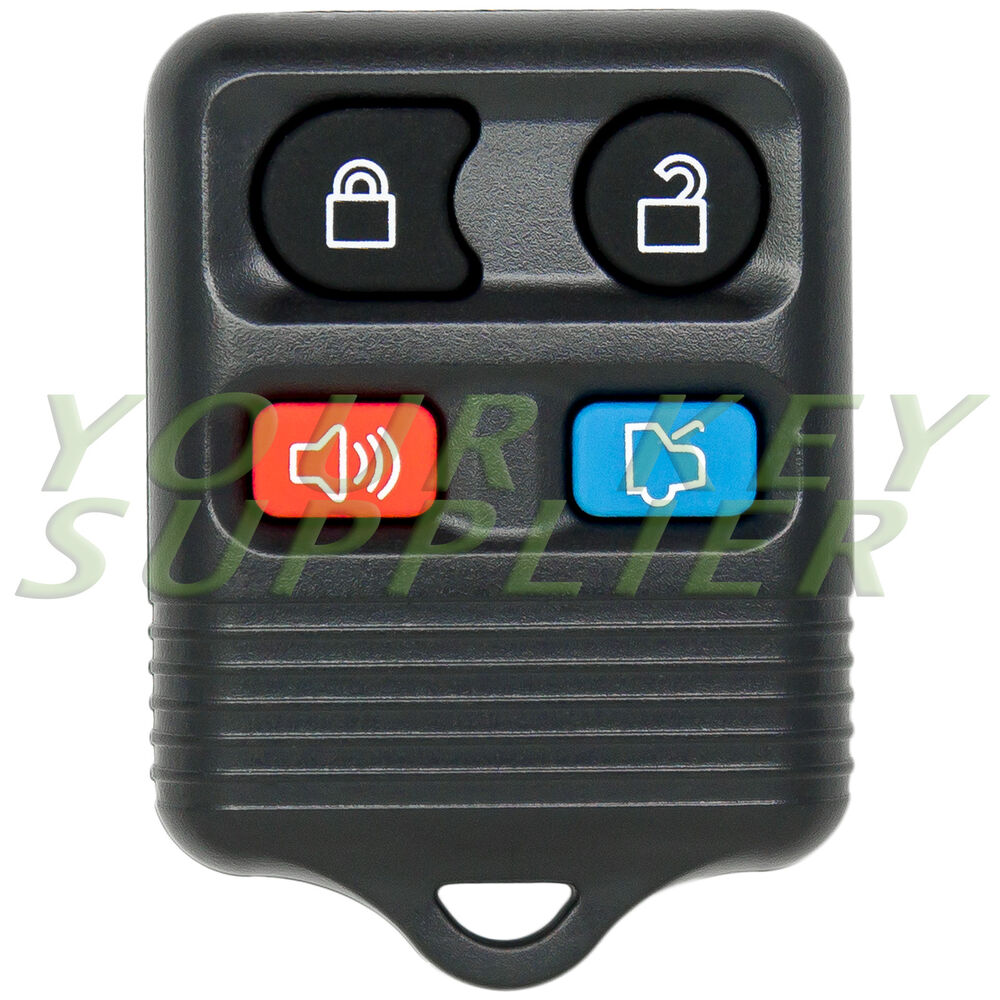 new replacement keyless entry remote key fob transmitter for ford cwtwb1u345 ebay. Black Bedroom Furniture Sets. Home Design Ideas