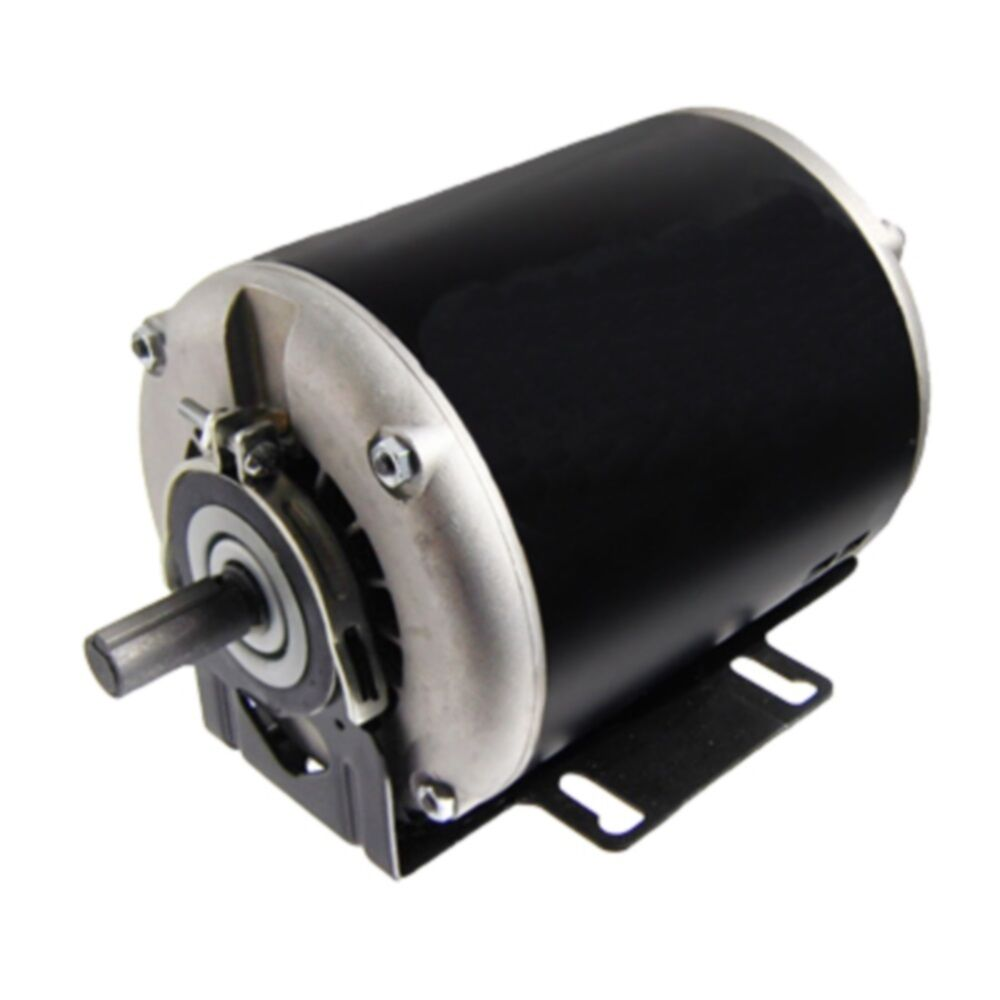 Packard 45012d 1 2 hp 48 56 frame fan blower motor 1725 for 2 hp blower motor