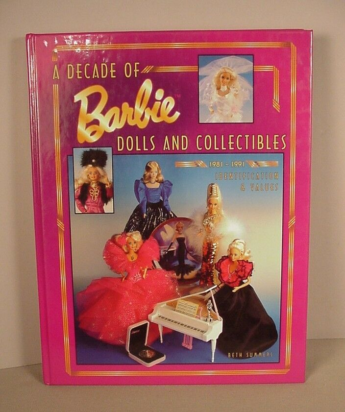 vintage barbie value guide