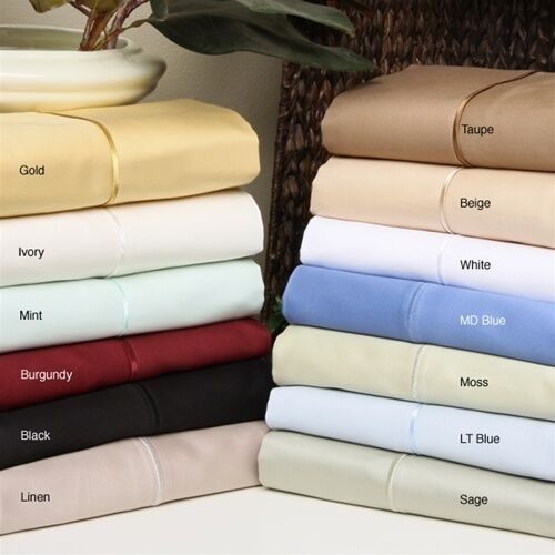 us king size bedding items 100 egyptian cotton 1000 thread count ebay. Black Bedroom Furniture Sets. Home Design Ideas