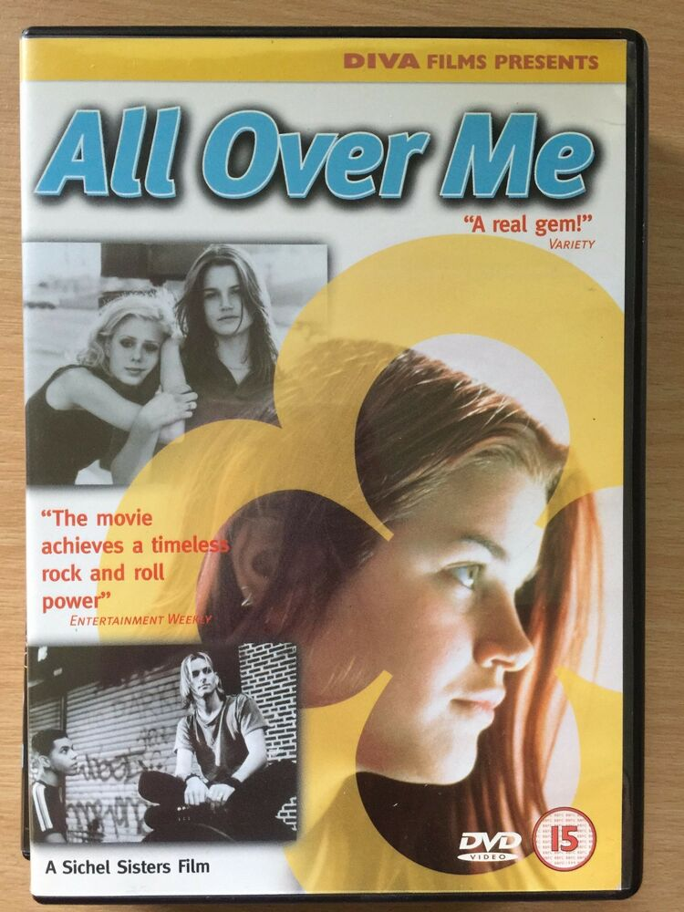 All Over Me Lesbian 42