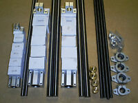 x1 Linear Kit-Rails Bearings Spindle nuts supports SET3.1A - Twin Spindle Y Axis