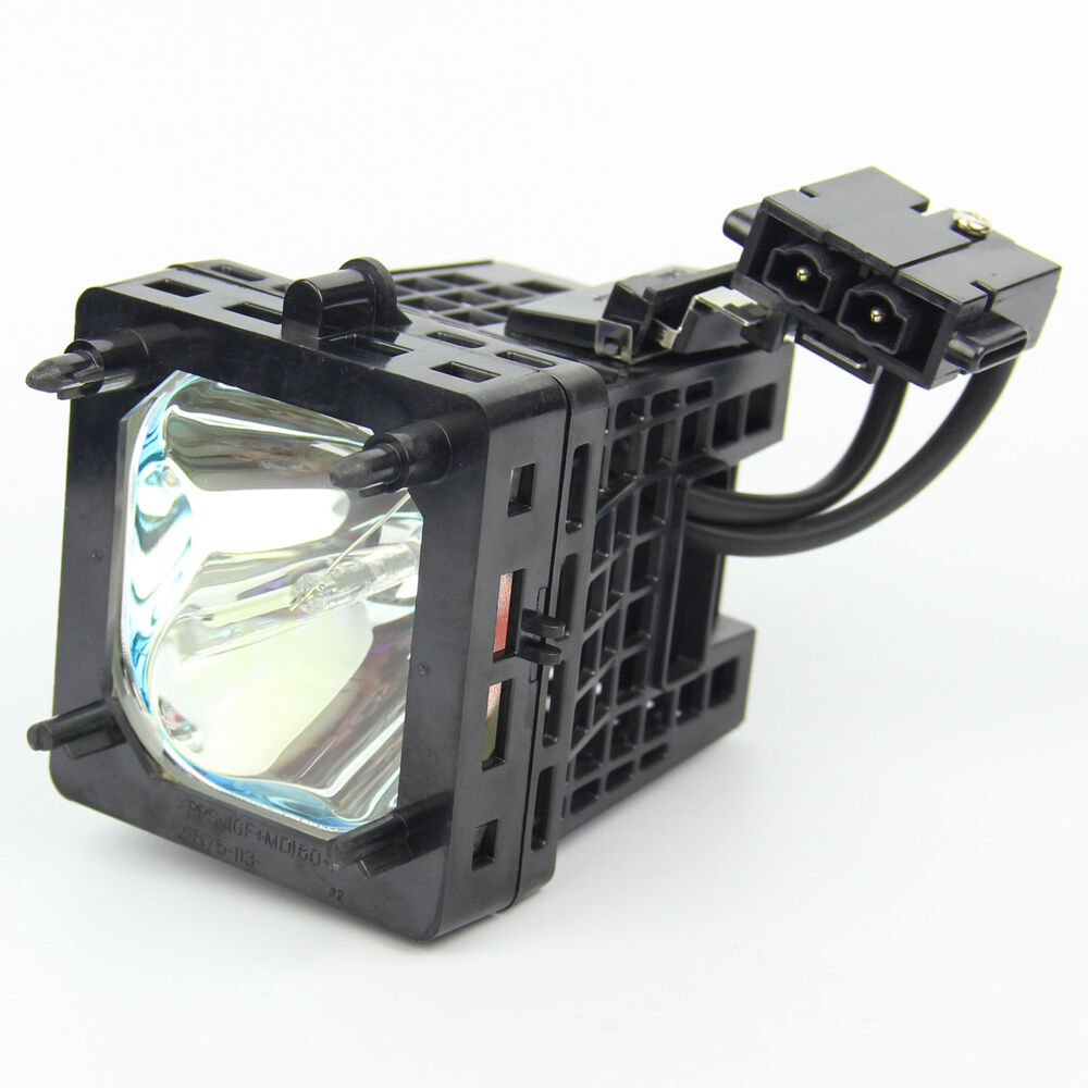 xl5200 replacement tv lamp for sony tv lamp bulb in housing ebay. Black Bedroom Furniture Sets. Home Design Ideas