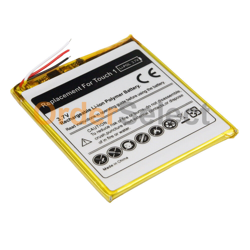 Battery For Ipod : New mp replacement battery for apple ipod touch itouch