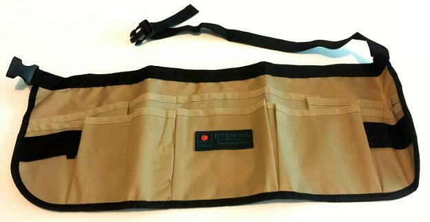 Heavy Duty Aprons : Pocket super big apron heavy duty waist pouch