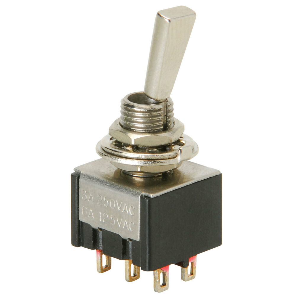 dpdt mini paddle switch