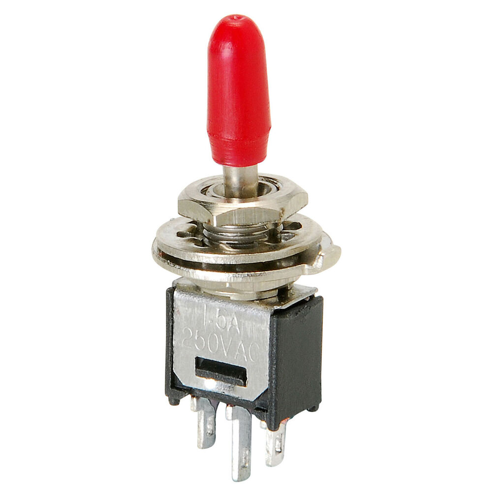 SPDT    SubMini Toggle    Switch       Center       Off      eBay