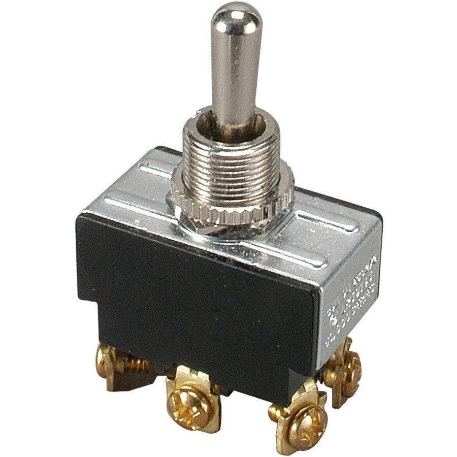 DPDT Heavy Duty Toggle Switch Center Off Momentary | eBay