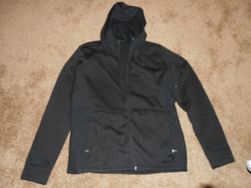Nwt Zeroxposur Womens Hooded Jacket Color Black Size Xl