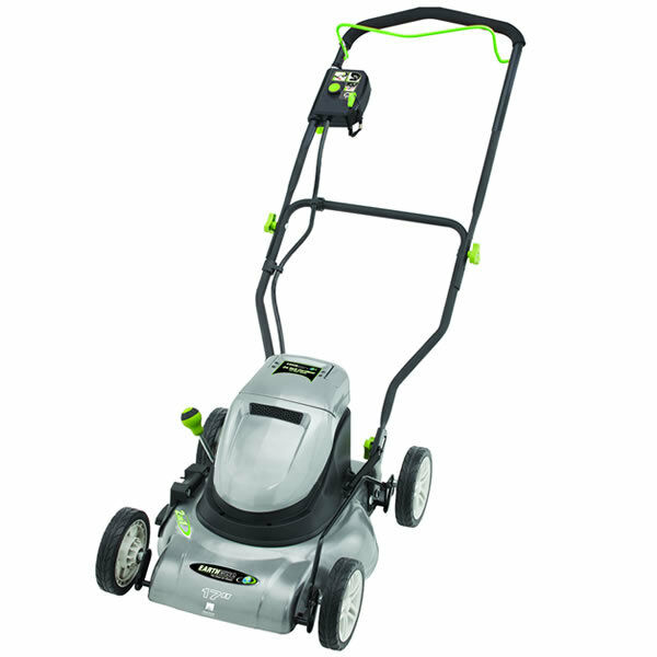 Earthwise 17 Quot 24 Volt Cordless Electric 2 In 1 Push Lawn