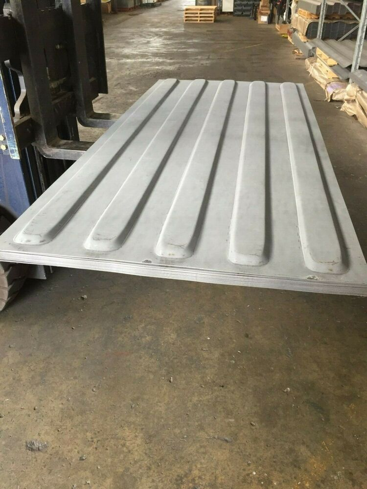 Roof Panel 5 Corrugations For Shipping Containers Welding