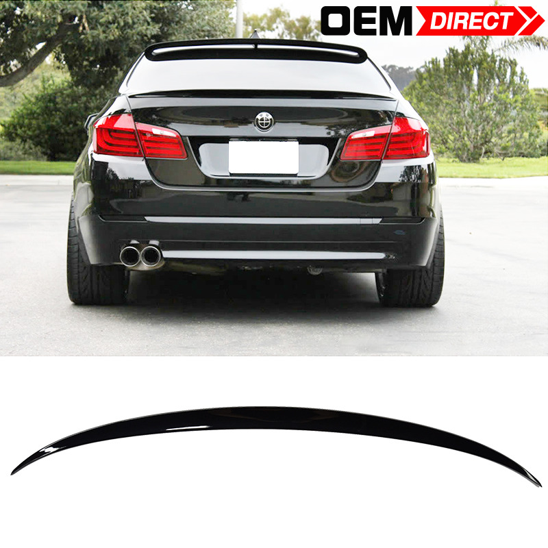 fit for 11 16 bmw 5 series f10 sedan m5 style 475 painted. Black Bedroom Furniture Sets. Home Design Ideas