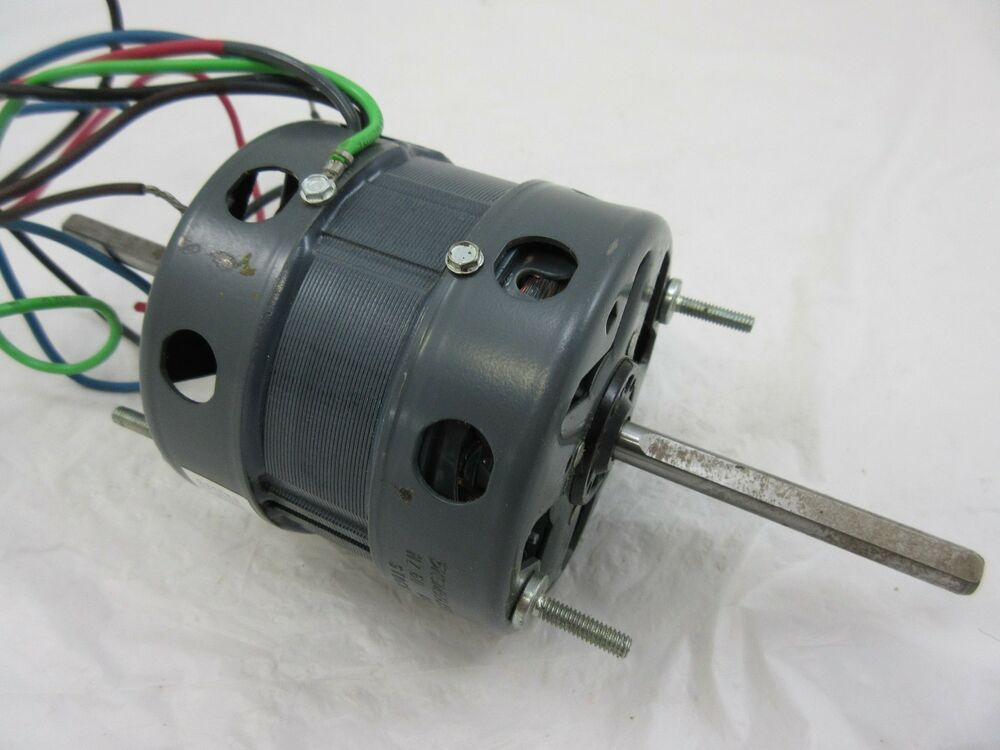 New 1 20 hp 6242 ge 5ksm59js1603 t dual shaft fan motor for 1 20 hp electric motor
