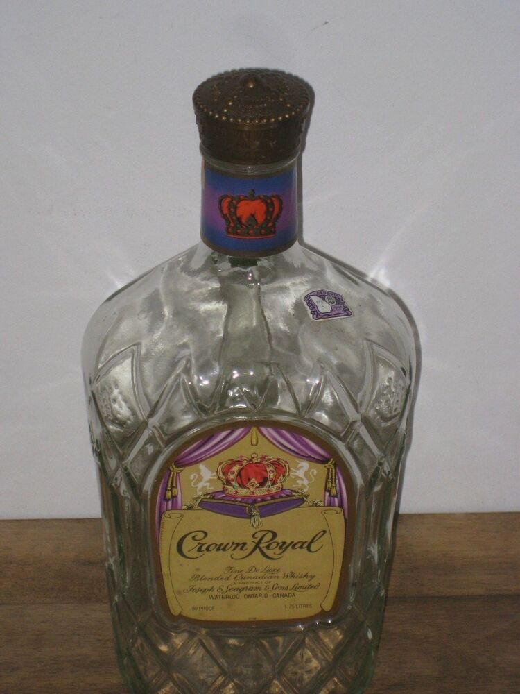Recommend you vintage crown royal whiskey share your