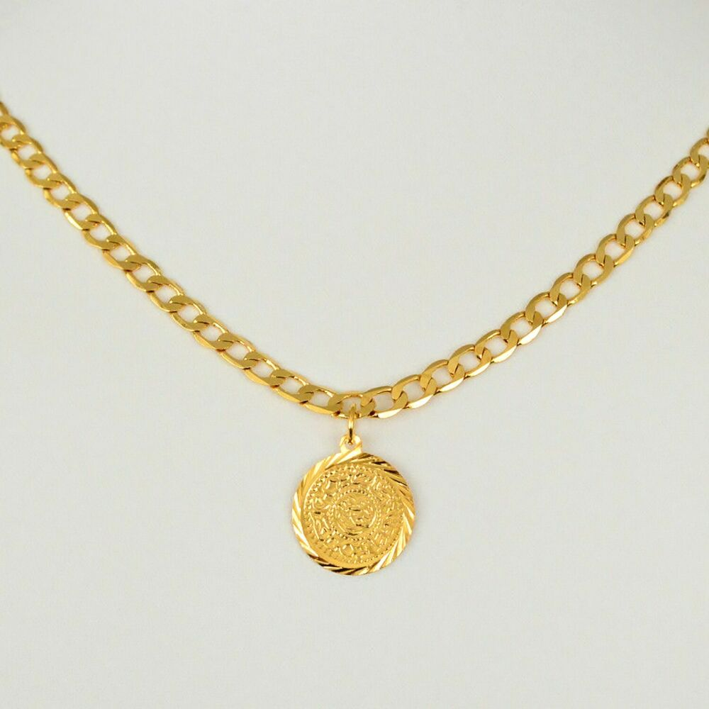 gold coin chain