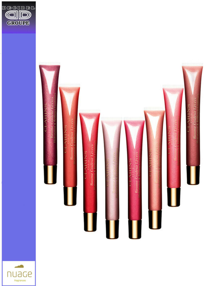 Clarins Colour Definition Fall 2011 Makeup Collection: CLARINS BAUME COULEUR LEVRES - COLOUR QUENCH LIP BALM