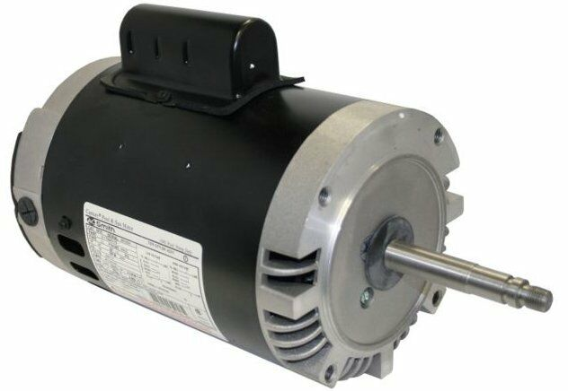 B625 century polaris pool motor 3 4 hp pb4 60 ebay for Ao smith replacement motors