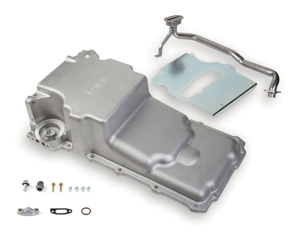 Holley Performance 302-2 LS Retro-Fit Engine Oil Pan | eBay
